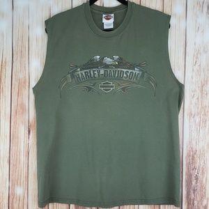 Harley Davidson large tshirt